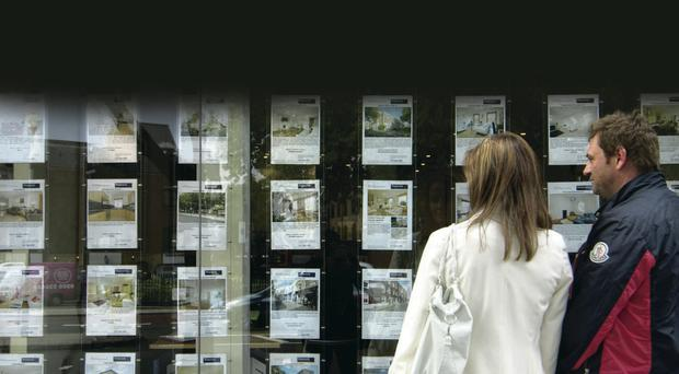 41% of borrowers in Northern Ireland who have taken out mortgages since 2005 owed more than their house was worth