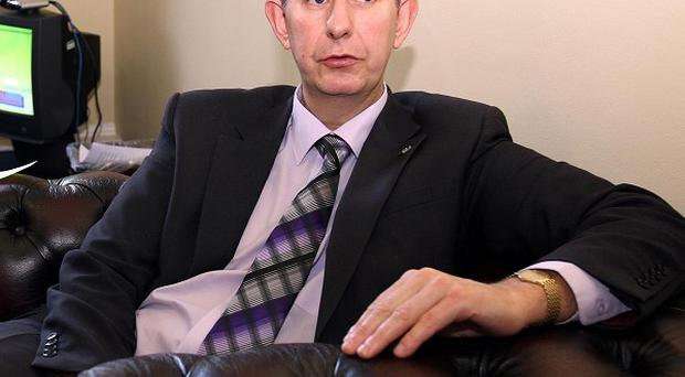 Edwin Poots said illegal meat production plants threaten the agriculture and food services sectors