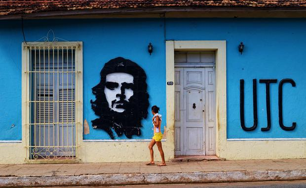 Belfast-born photographer and worldwide traveller John Lynn photographed his adventures around Cuba. The sights, sounds and smells of this colourful country emanate from the shots.