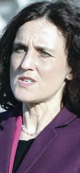 Apology: Secretary of State Theresa Villiers