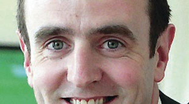 Environment Minister Mark H Durkan announced the windfall