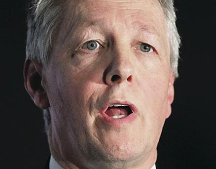 Call: First Minister Peter Robinson