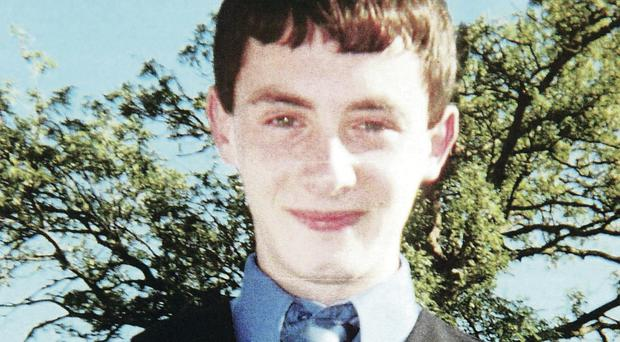 Neil McConville was shot dead by PSNI officers in a car at Ballinderry