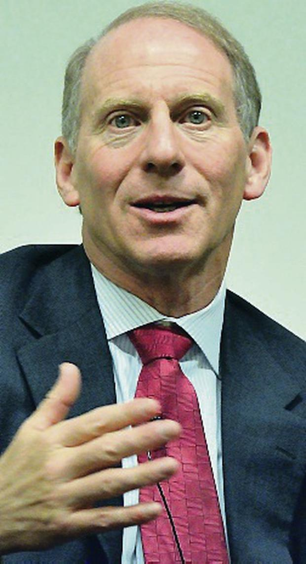 Concerns: Former US diplomat Richard Haass