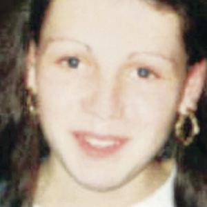Sixteen year old Debbie McComb who was killed in 2002