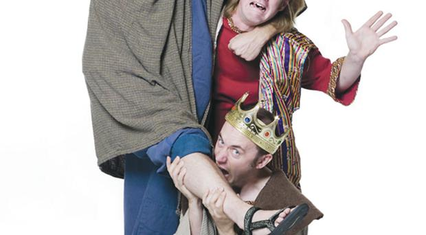 The Reduced Shakespeare Company is returning to Northern Ireland