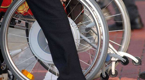 A new invention could help disabled children learn to walk with their parents