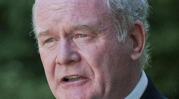 Martin McGuinness has said the on-the-runs controversy should not distract politicians from finding an agreement on the Haass proposals