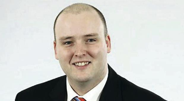 DUP MLA for North Antrim David McIlveen
