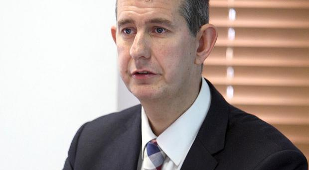 Health Minister Edwin Poots has admitted the Northern Trust should have responded better to health care failures