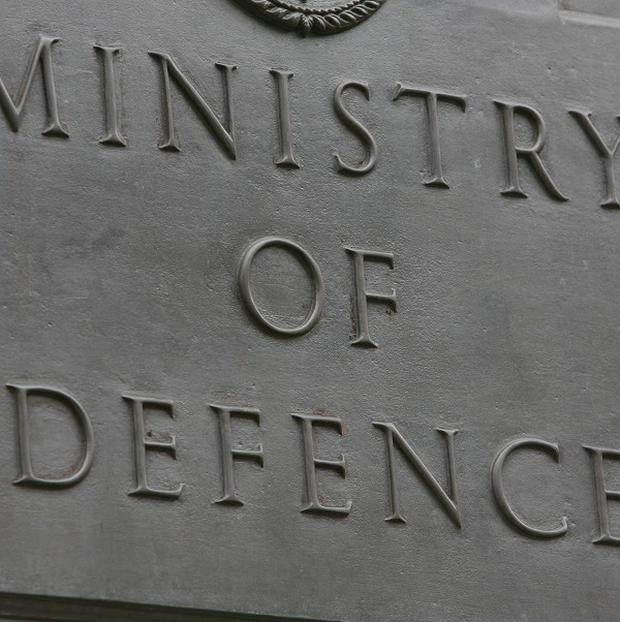 The Ministry of Defence is opposing disclosure of which unit was involved in the shooting of two IRA men.