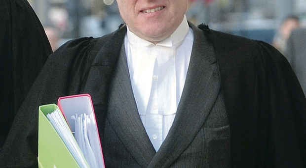 Peter Sefton was convicted earlier this week of harassing former lover