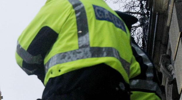 Two men died when a car crashed into a garden on the Old Coagh Road in Cookstown, Co Tyrone