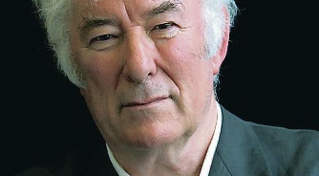 Seamus Heaney was buried in Bellaghy
