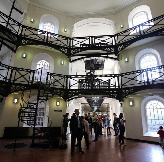 The delegation will visit the Crumlin Road Gaol.