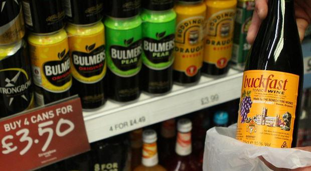 Minimum pricing of alcohol should be considered, according to the chief medical officer