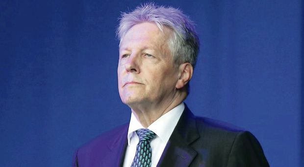 Peter Robinson would be happy for welfare responsibilities to be returned to London