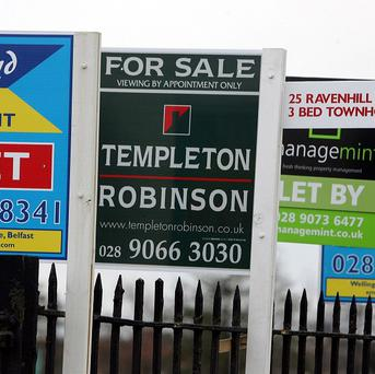 House prices in Belfast are outstripping the rest of Northern Ireland