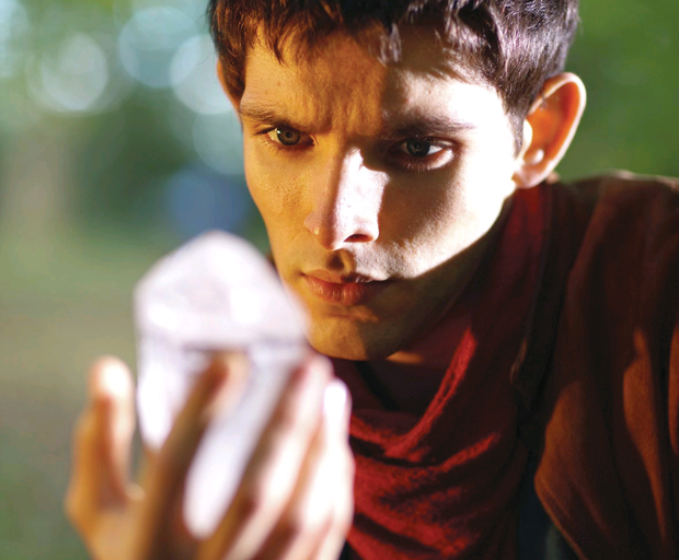 Magic man: actor Colin Morgan will join fellow Ulsterman Jamie Dornan in the award-winning TV drama The Fall