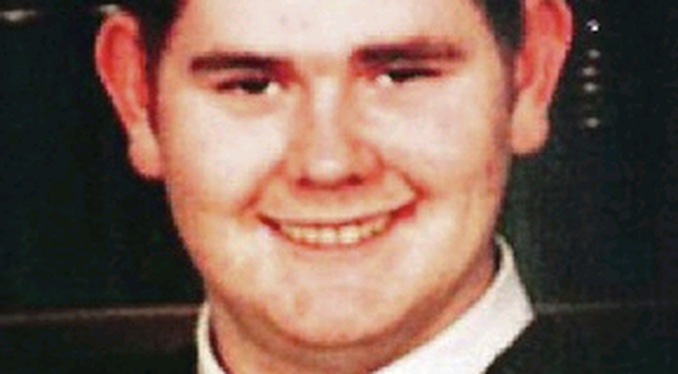 Aidan Gallagher was killed in the 1998 Omagh bombing