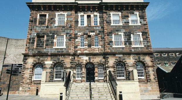 Crumlin Road Gaol shortlisted for Royal Institution of Chartered Surveyors gongs