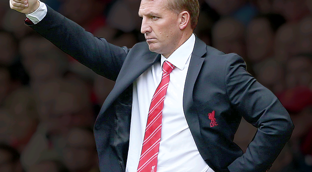 Brendan Rodgers is on the verge of leading Liverpool to victory in the league