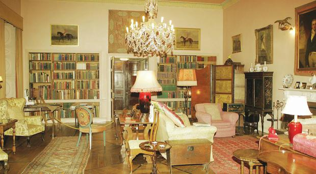 Lady Londonderry's sitting room