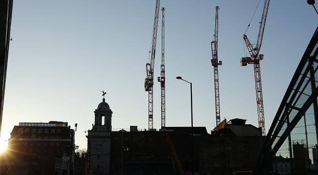 Many contractors are waiting to see the recovery materialise, say employers