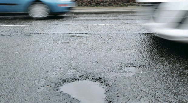 Cost of maintaining roads has risen £20m on the previous year