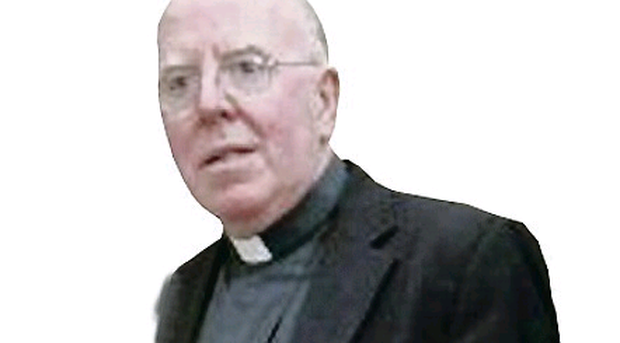 Appalled: Bishop McAreavey