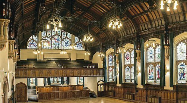 The Guildhall, Derry, by Consarc Conservation