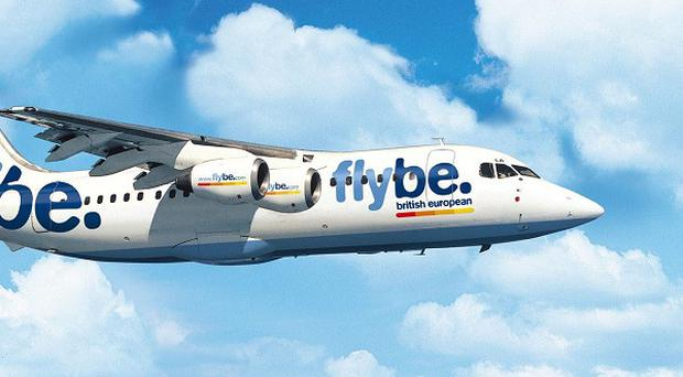 Flybe, which serves around 35 UK airports having reduced its number of bases from 13 to seven in the last year, said passenger revenues per seat rose 9.5% in the quarter to £52.79