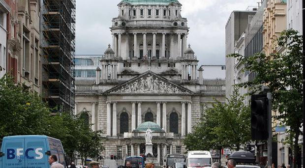 Belfast's City Hall will stage the launch of the Giro d'Italia.