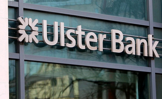 Ulster Bank has apologised for an IT glitch