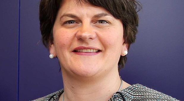 Arlene Foster has welcomes news that C&C drinks company is to create 25 new jobs in Belfast as part of a major investment
