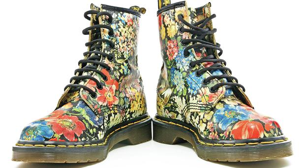 4e35e0ed1d5b2 Bootilicious  Famous footwear brand Dr Martens looks to stamp its ...
