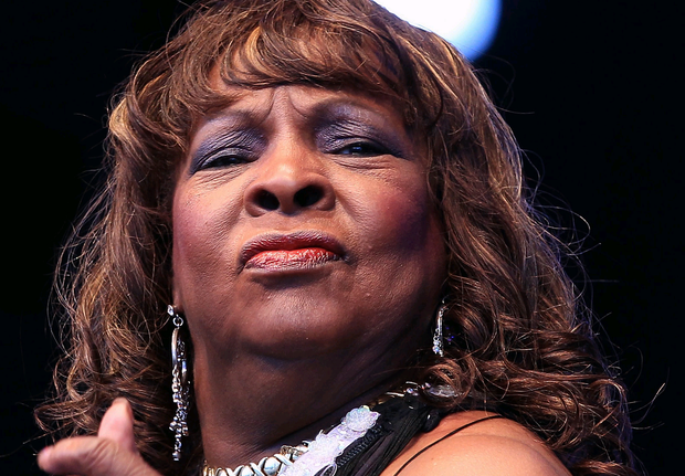 Legendary singer Martha Reeves