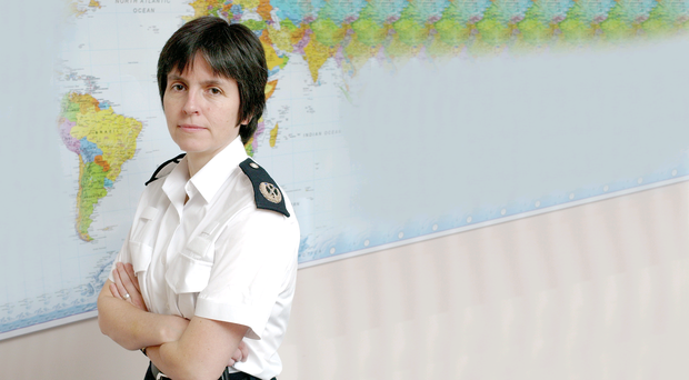 Cressida Dick Shes Britains Top Policewoman And A Star Of The Met