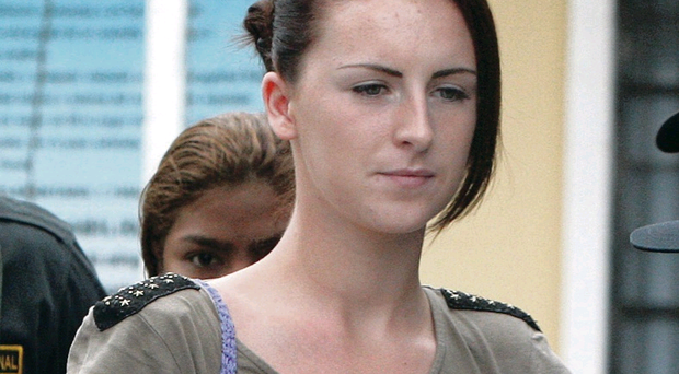 Jailed drugs mule Michaella McCollum Connolly was visited by Paul Higgins