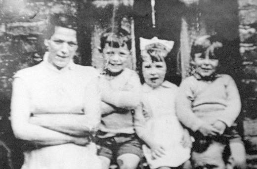 Victim: Widow Jean McConville (left)
