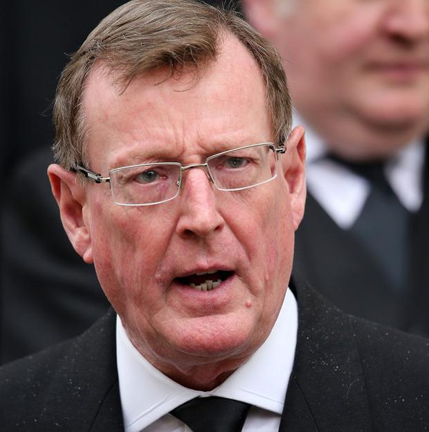 Lord Trimble was first minister at Stormont's power-sharing administration from 1998 to 2002