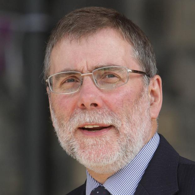 Mr McCausland has dismissed the conclusions of the committee that monitors his department as