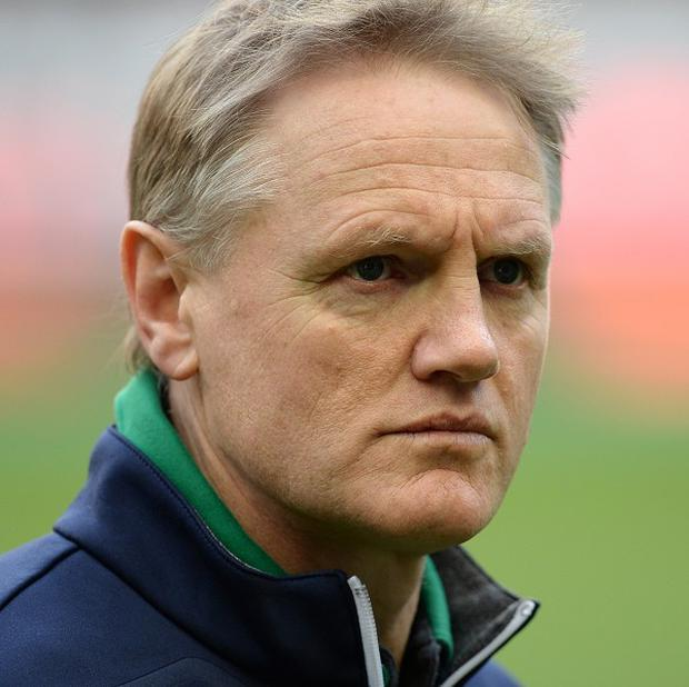 Ireland's head coach Joe Schmidt backs the bid to bring the World Cup to the island of Ireland