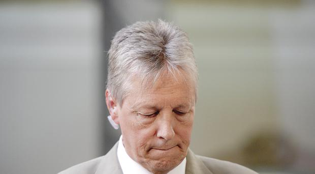 Peter Robinson's remarks could create lasting damage