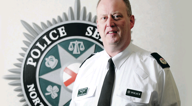 Assistant Chief Constable George Hamilton has been appointed the next Chief Constable of the PSNI