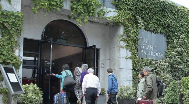 The Everglades Hotel in Derry reopened on Saturday