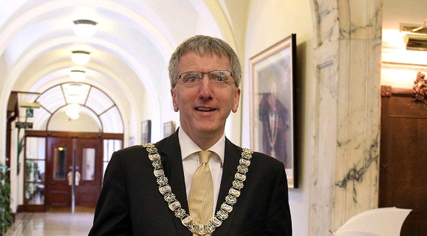 Former Lord Mayor Mairtin O Muilleoir