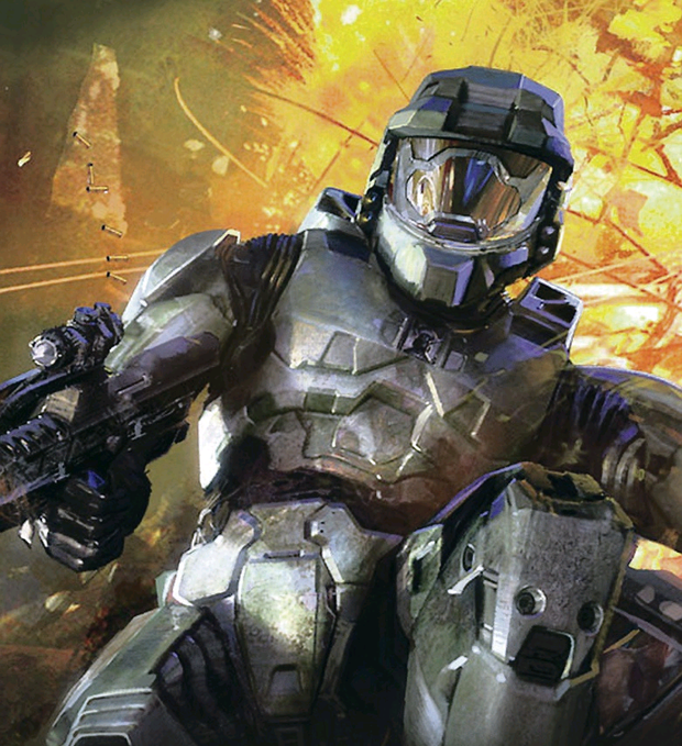 A film version of Halo, the video game franchise, is being shot in Belfast