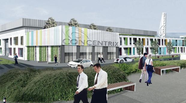 How the new Maysfield business centre could look