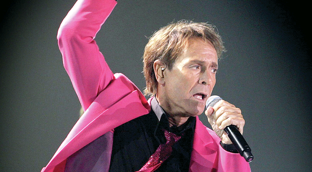 Cliff Richard wowed his fans in Belfast last night